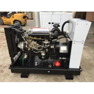 Дизель генератор 15 кВт АМПЕРОС АД 15-Т400 Р (Проф) (Сделано в России)
